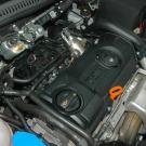 Seat Leon - engine compartment