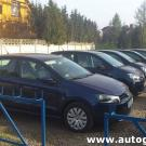 VW UP! 1.0 & VW Polo 1.4 & Dacia Duster 1.6